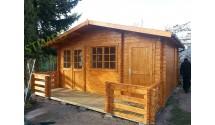 Domek drewniany Nicole 6