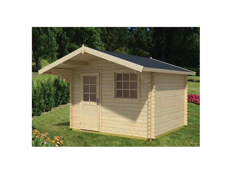 Domek drewniany Julia 2
