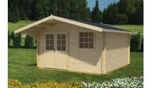 Mały drewniany domek Julia 5