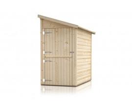 Drewniana przybudówka Klon 1