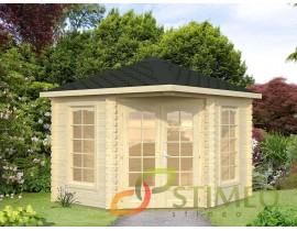 Domek drewniany Santia