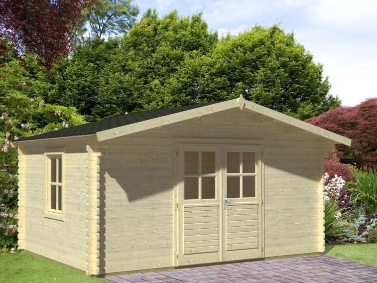 Domek drewniany Lisa 3